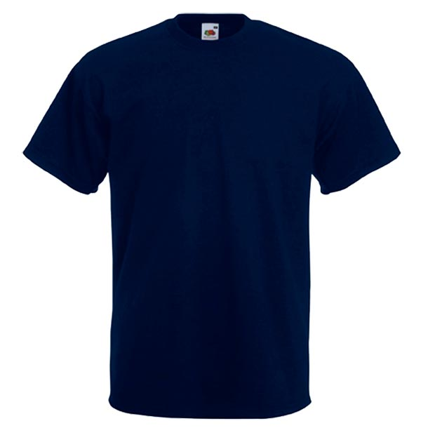 Fruit of the Loom T-Shirt Deep Navy